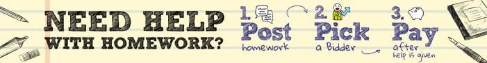 Need Help With Homework? Visit HomeworkForYou.com