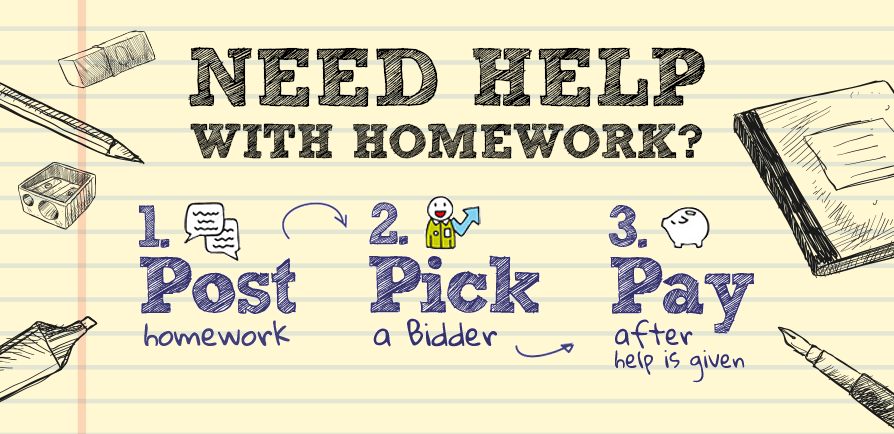 Need help doing my homework